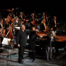 Tribute to Myung-Whun Chung with Martha Argerich and Nicholas Angelich at the Chorégies d'Orange 2015