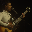 Lianne La Havas live at the Casino de Paris 2016