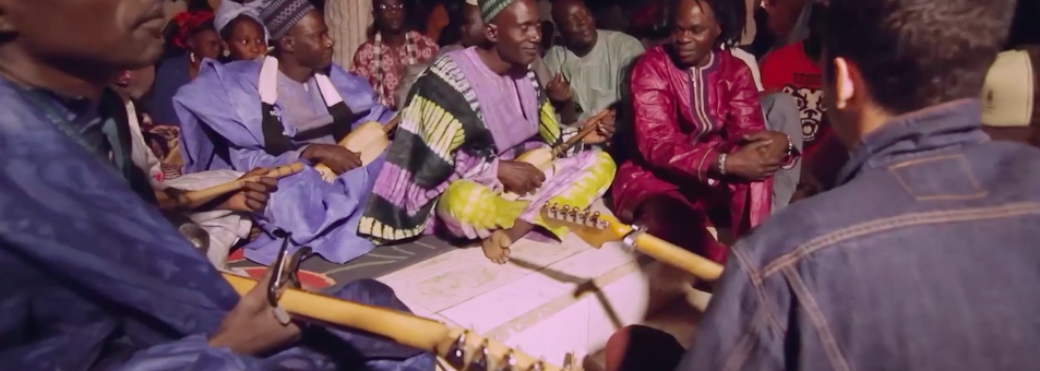 """Baaba Maal presents """"The Traveller"""" ft. Mumford and Sons 2016"""