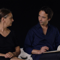 Notes du Travail / Anne Teresa de Keersmaeker with Jean-Guihen Queyras / Rosas 2019