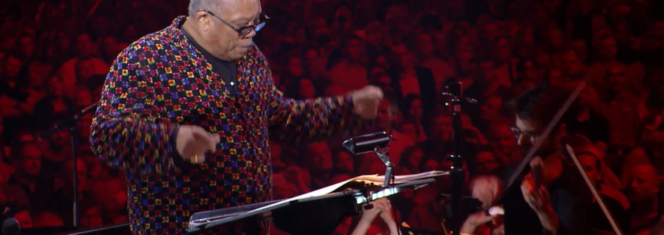 Quincy Jones A Musical Celebration in Paris 2019 in 4K