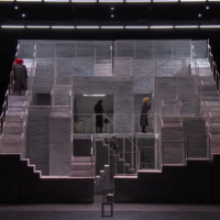 Wozzeck directed by Olivier Py with the Greek National Opera Orchestra conducted by Vassilis Christopoulos