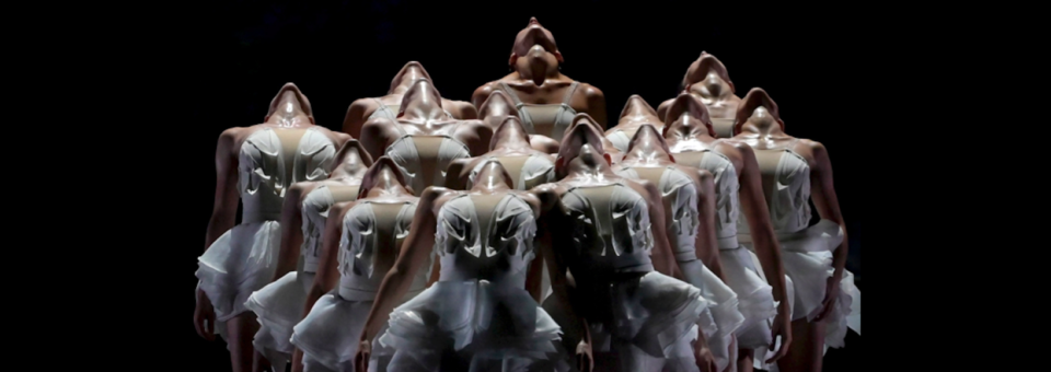 Swan Lake: a new choreography by Angelin Preljocaj in 4K